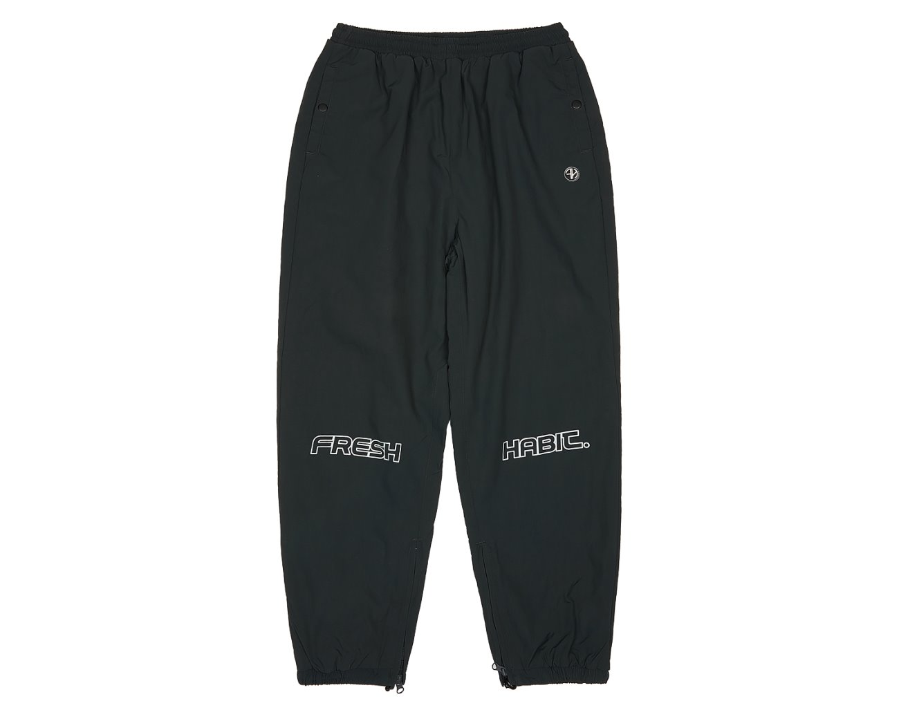 FH TRACK PANTS BLACK / GAFH
